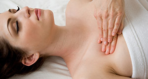 Womens Health Breast Massage
