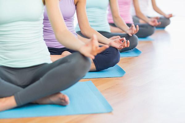 Women's Health Physio Yoga