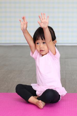 Toddler Yoga Image 2